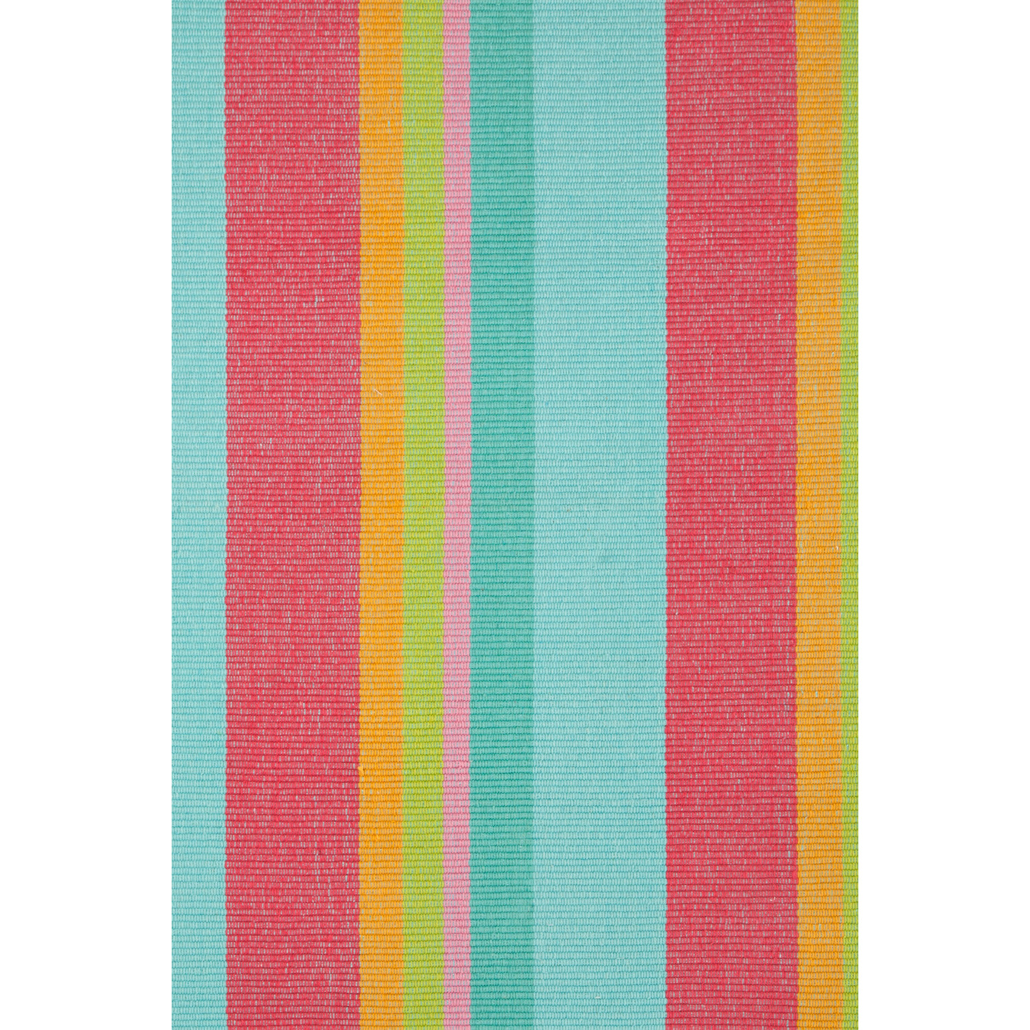 beautiful rectangle Dash And Albert Rugs in multicolor and stripped pattern for floor decor ideas