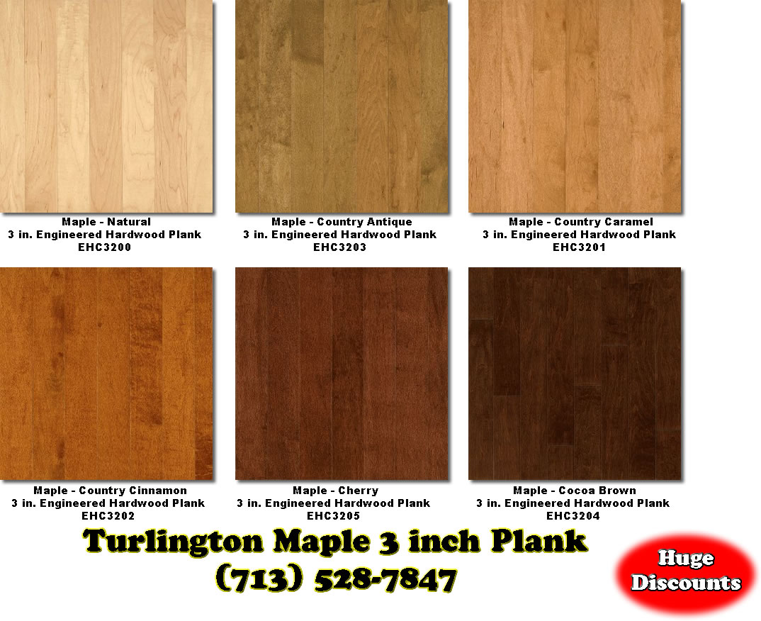 bruce hardwood floors Turlington 3 inch Maple Plank for home flooring ideas