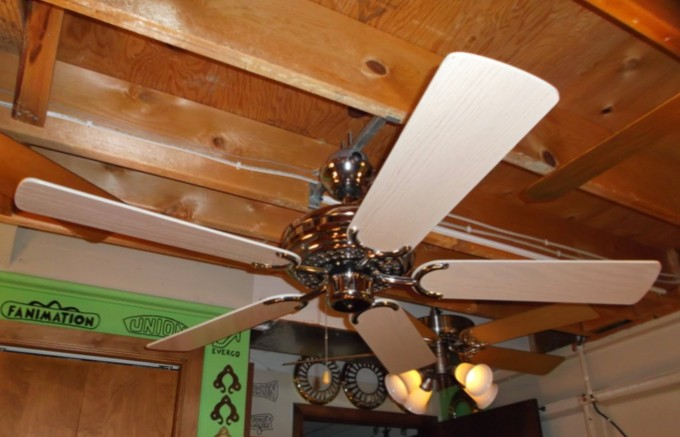 Charming Casablanca Ceiling Fans In Five Blade Slinger For Ceiling Decor Ideas