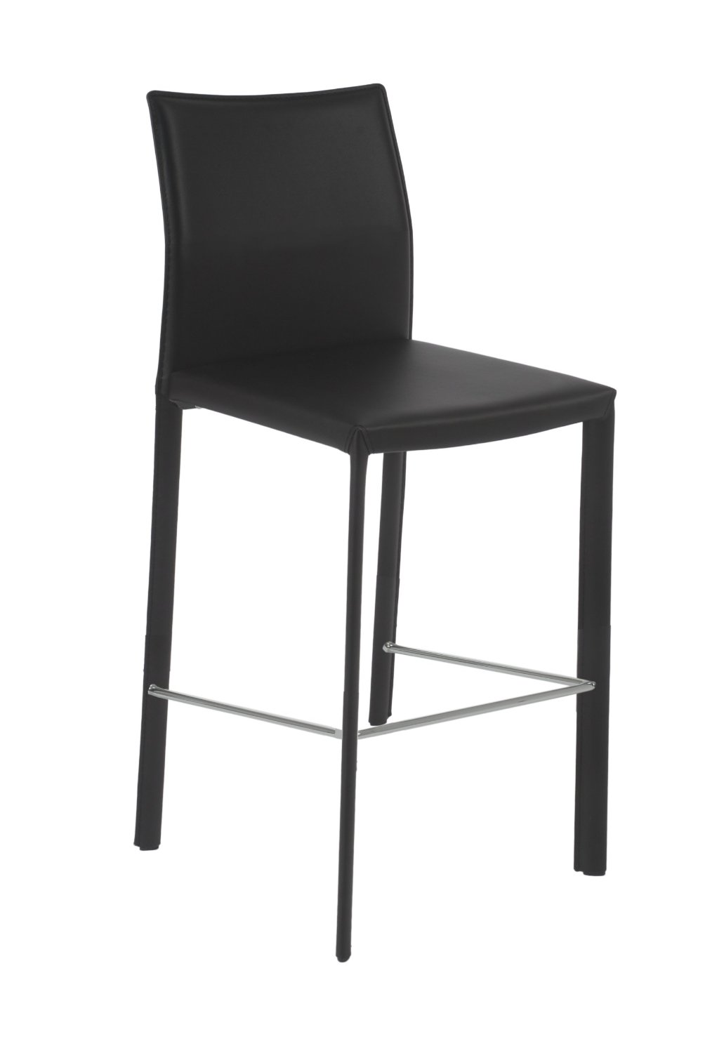 Charming Cymax Bar Stools In Black For Home Furniture Ideas