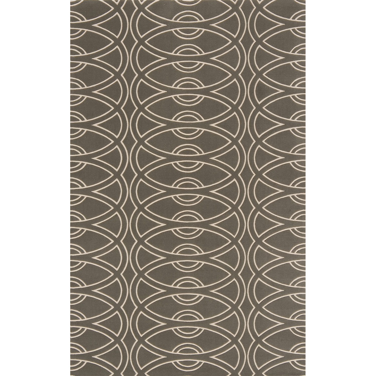 Charming Elements Grey Area Rug By Momeni Rugs For Floor Decor Ideas