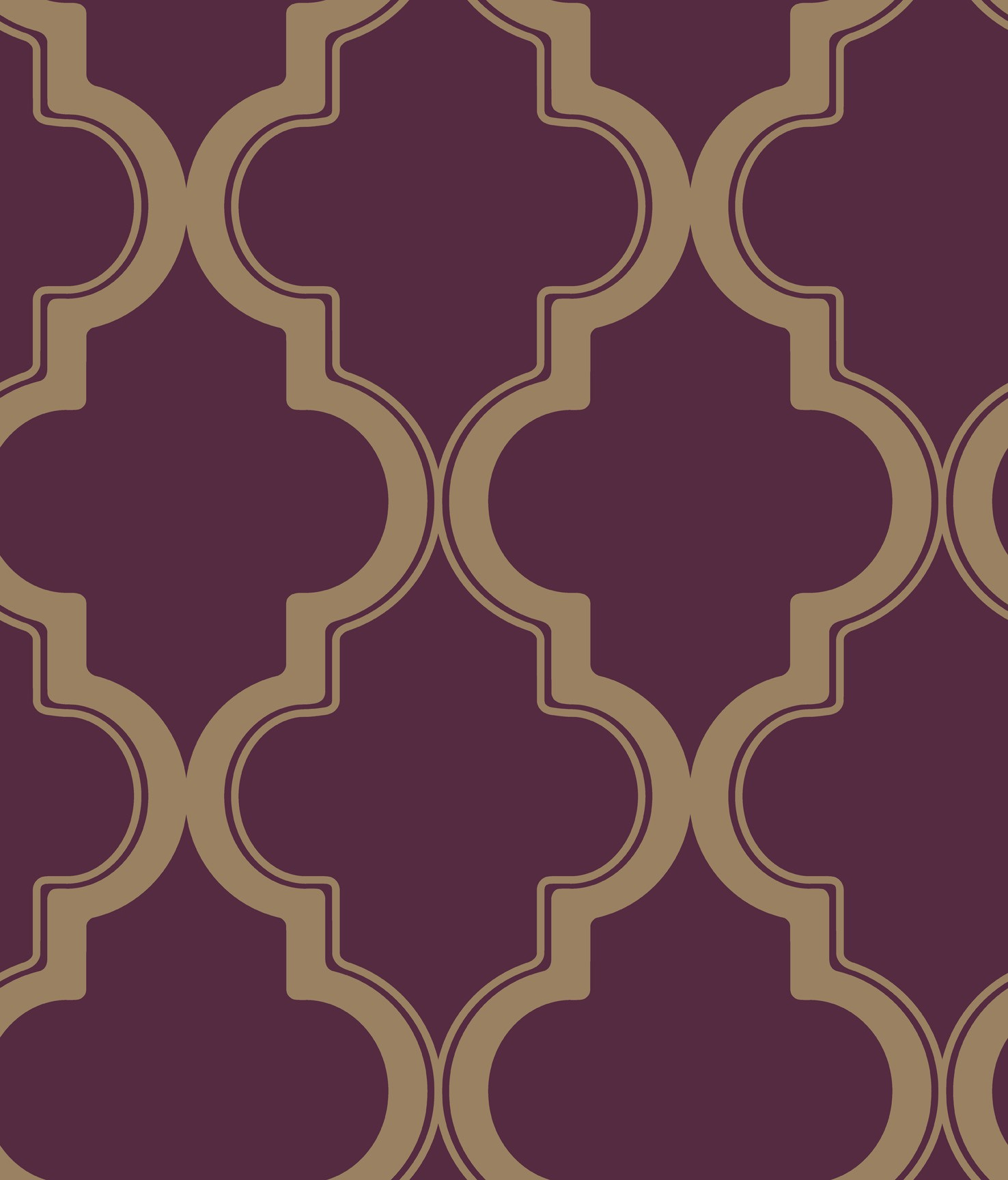charming Marrakesh Temporary Wallpaper Merlot by Tempaper Wallpaper for wall decor ideas