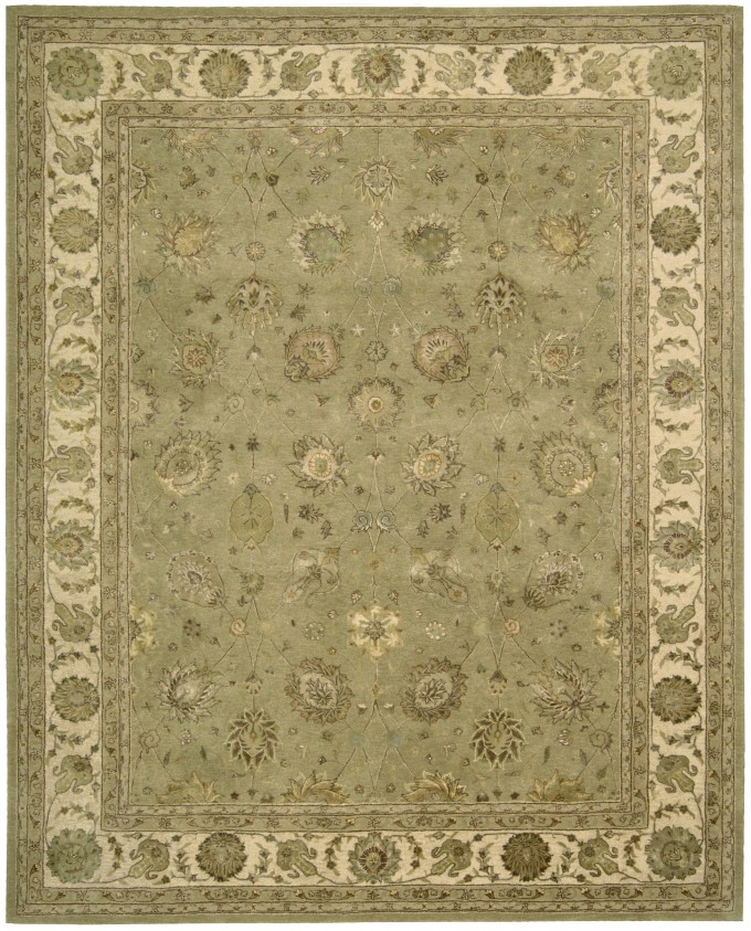 Charming Nourison Rugs 3000 Light Green Traditional Persian For Floor Decor Ideas