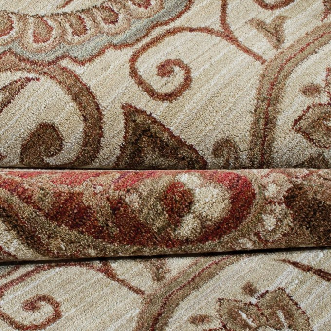 Charming Orian Rugs With Floral Pattern For Floor Decor Ideas