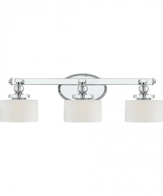 Charming Quoizel Downtown 25 Inch Bath Vanity Light For Home Lighting Ideas