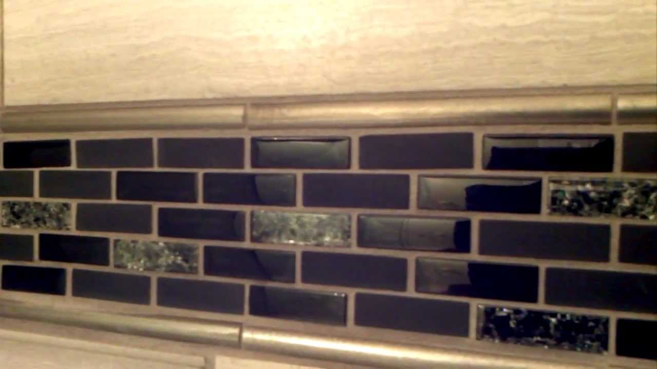 charming tile backsplash edging with schluter strip ideas