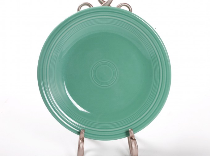 Charming Turquoise Plate By Fiestaware For Dinnerware Ideas