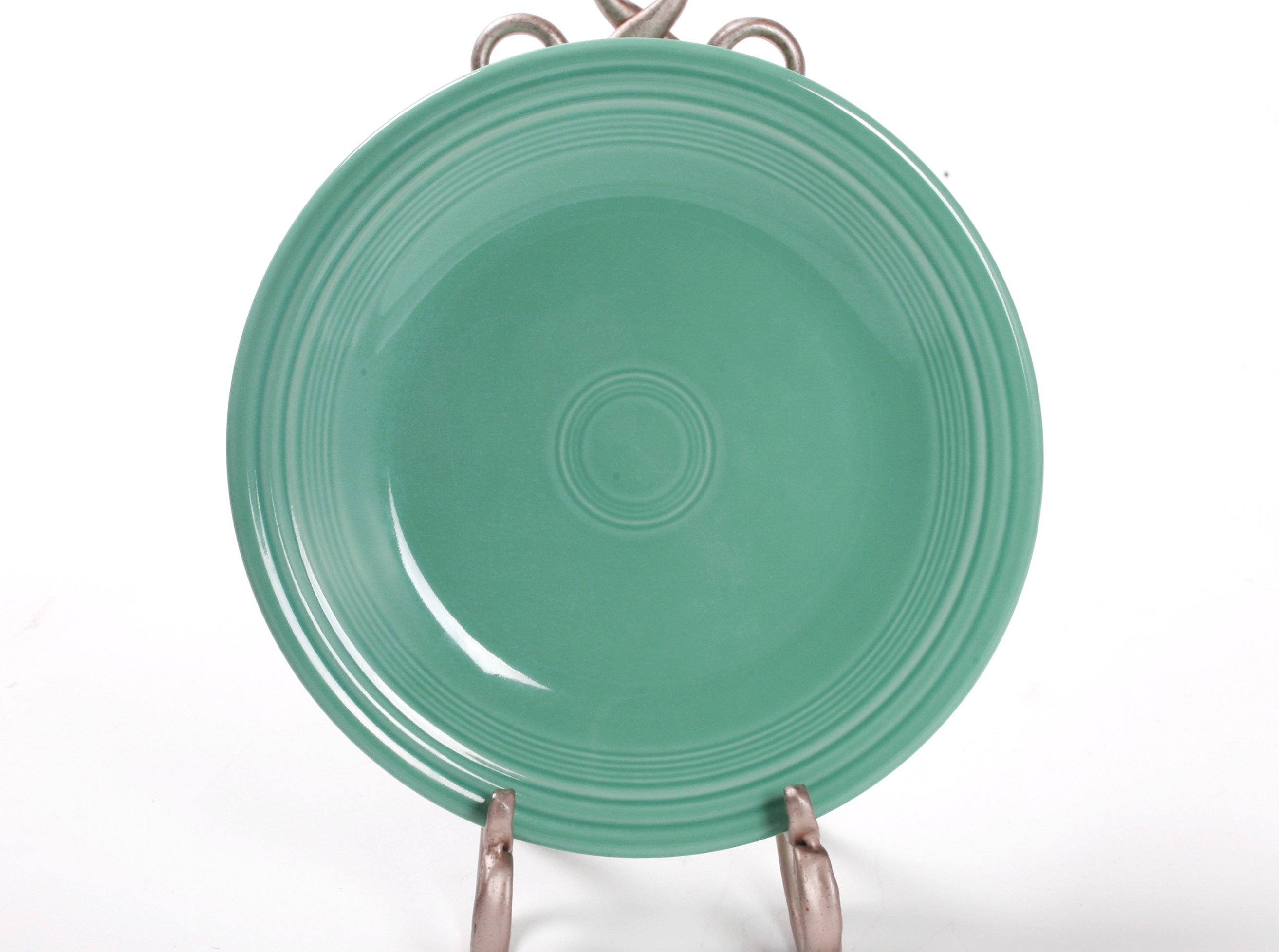 Awesome Collections Of Fiestaware For Dinnerware Ideas: Charming Turquoise Plate By Fiestaware For Dinnerware Ideas