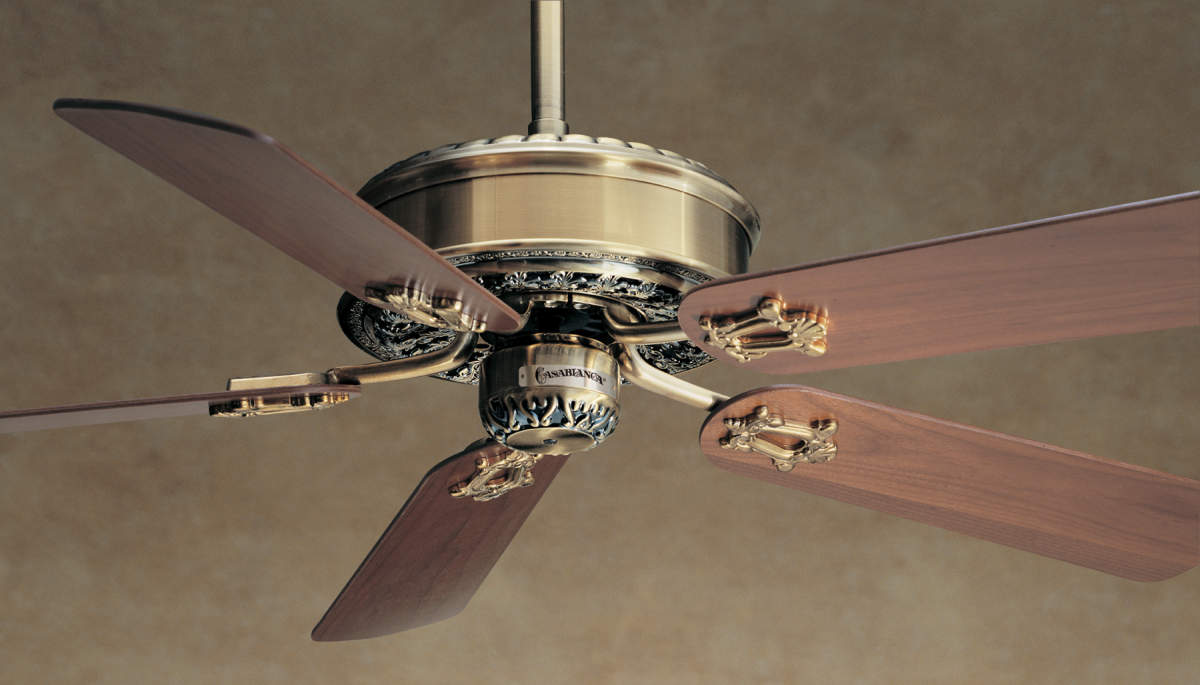 charming Victorian casablanca ceiling fans 6344T in Antique Brass for ceiling furniture ideas