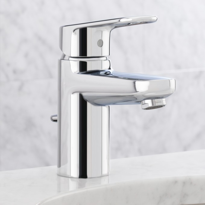 Chic 33 170002 Europlus Single Handle Bathroom Sink Faucet By Grohe Faucets For Bathroom Furniture Ideas