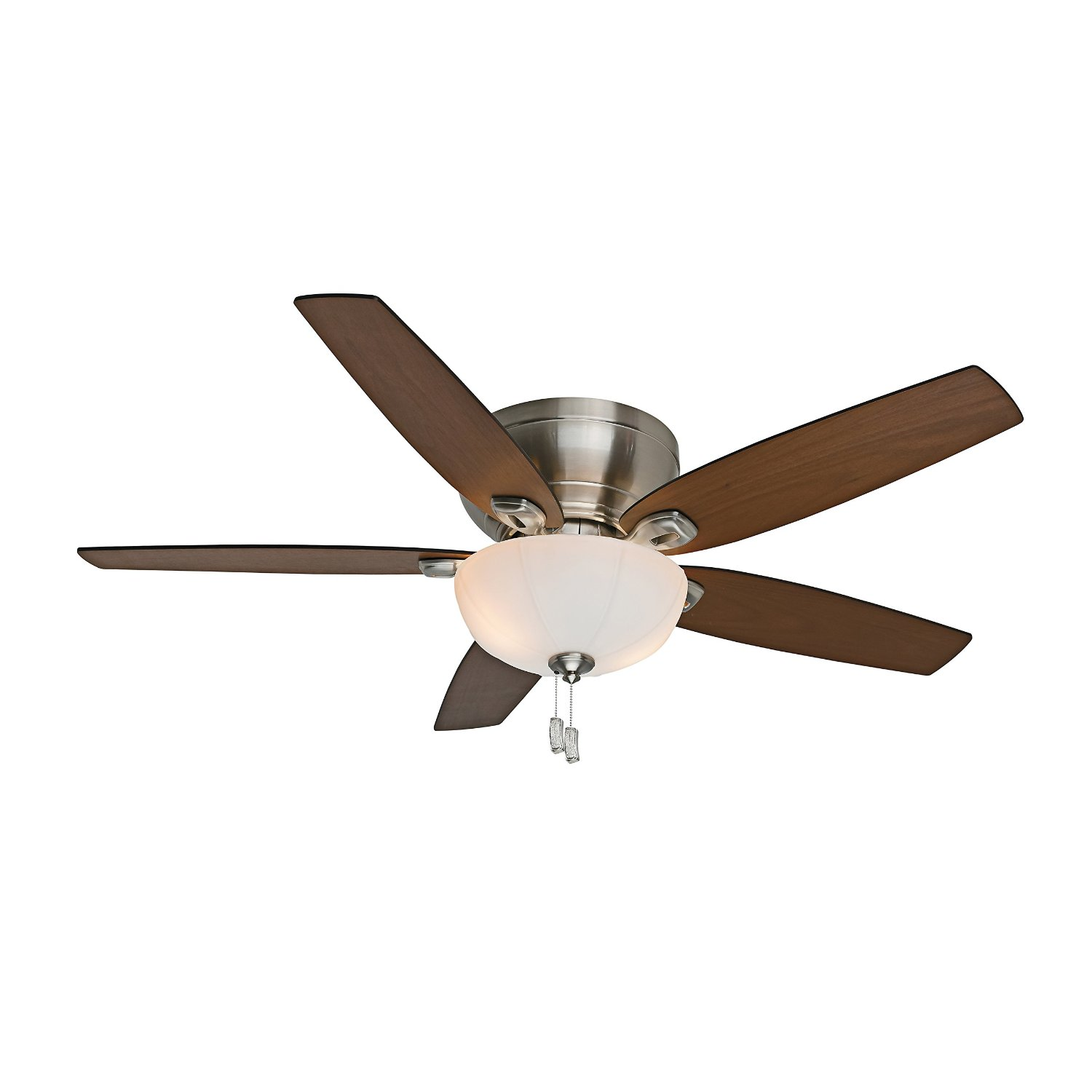 chic casablanca ceiling fans 54101 Durant 54 Inch Brushed Nickel Ceiling with five blade slinger for ceiling furniture ideas
