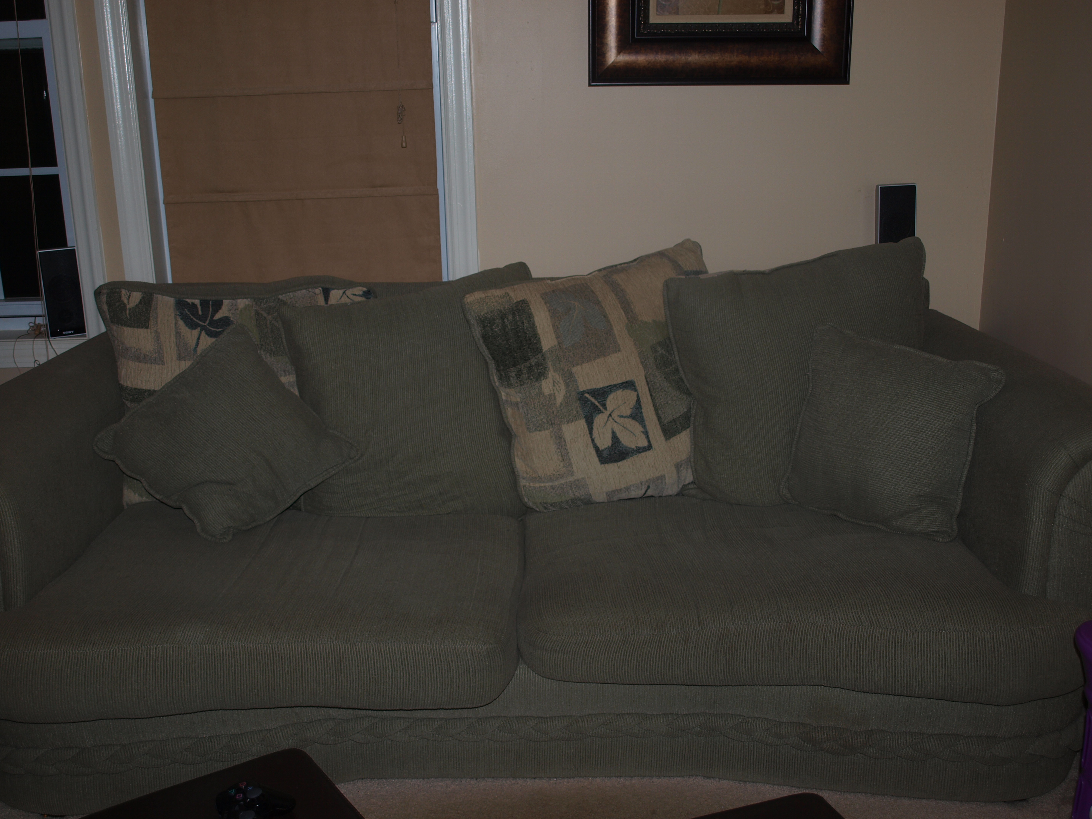 chic gray surefit Slip Covers Making Your Old Couch New Again