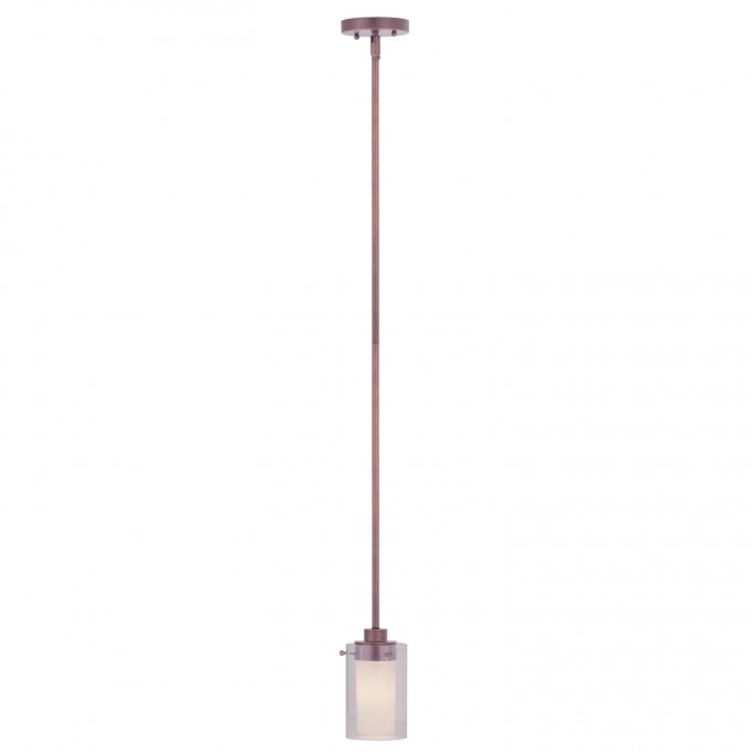 Chic Livex Lighting Manhattan 1 Light Mini Pendant For Home Lighting Ideas