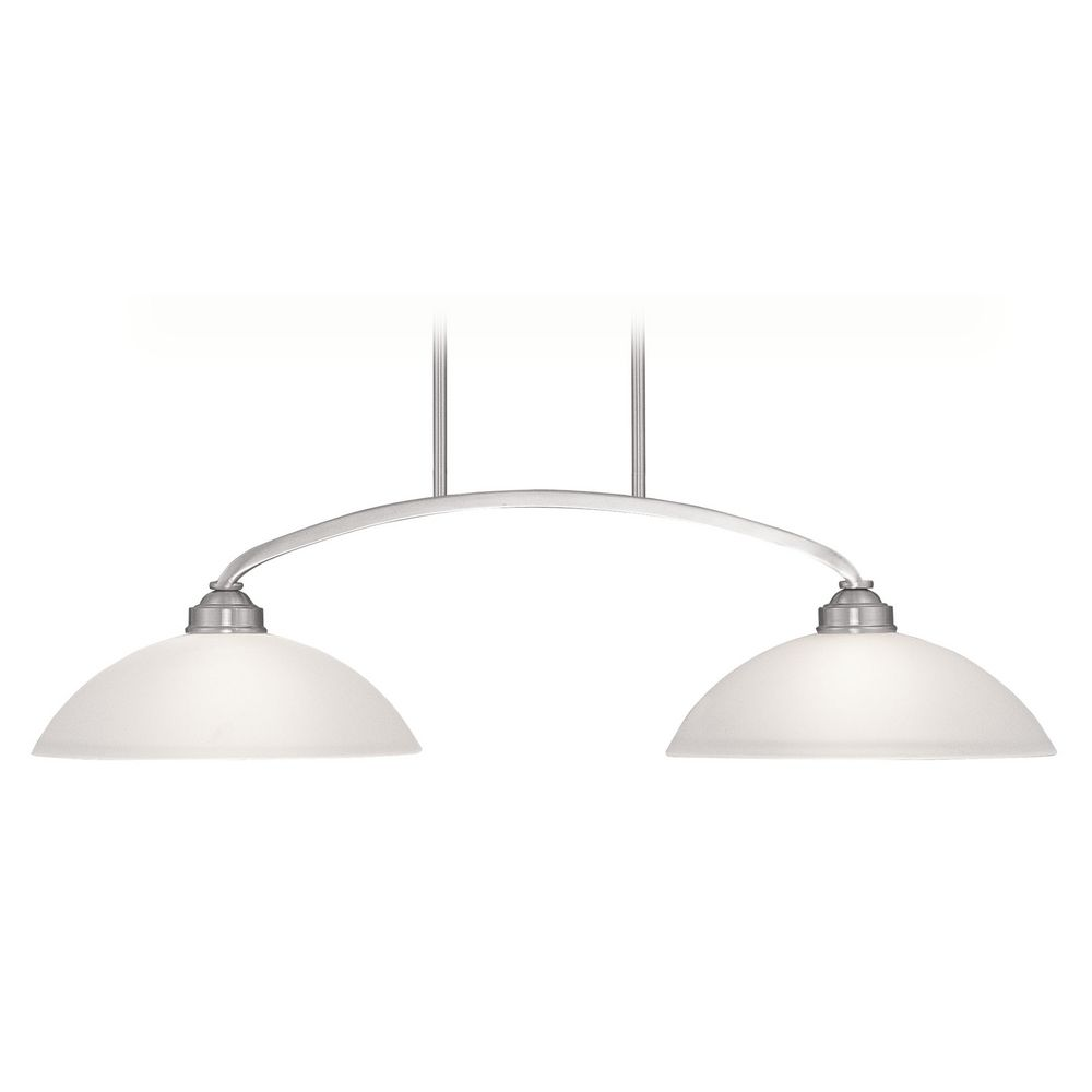 chic Livex Lighting Somerset Brushed Nickel Billiard Light with Bowl design of shade for home lighting ideas