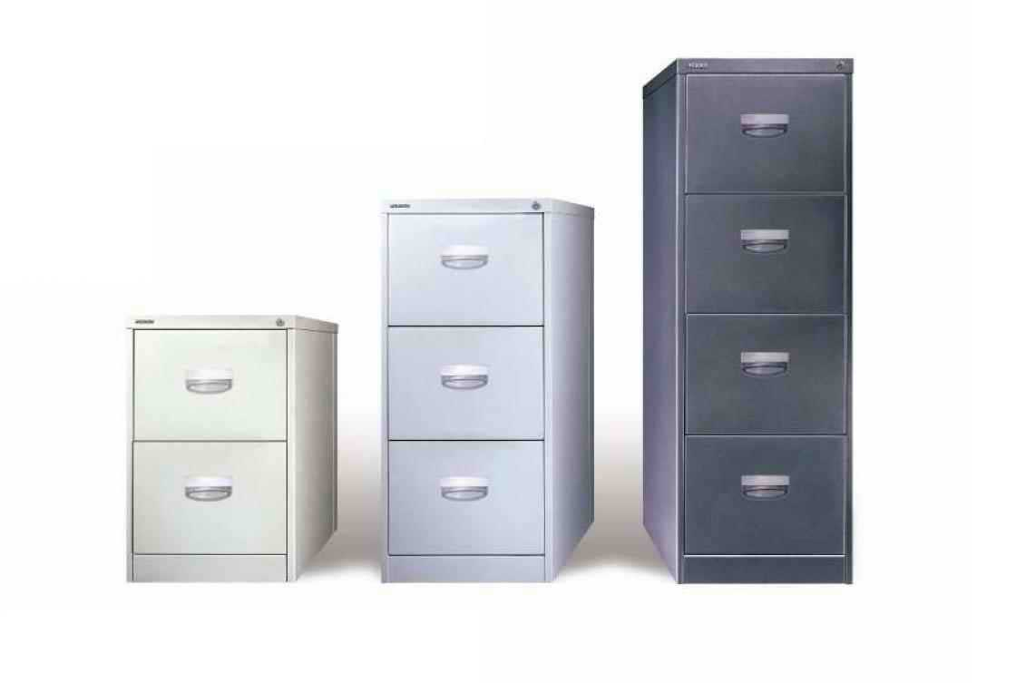 chic metal fireproof file cabinet for sale