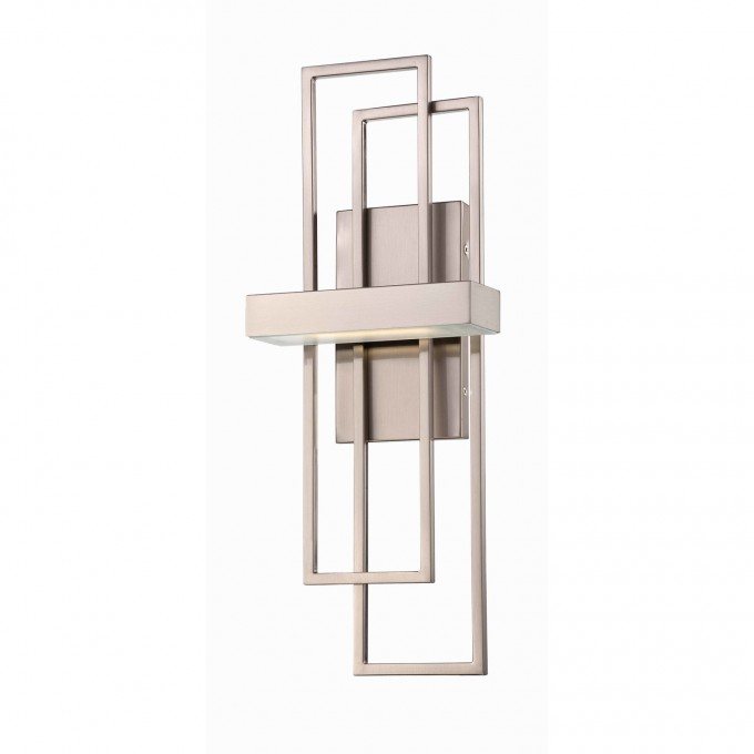 Chic Nuvo Lighting Castille 1 Light Wall Sconce For Home Lighting Ideas