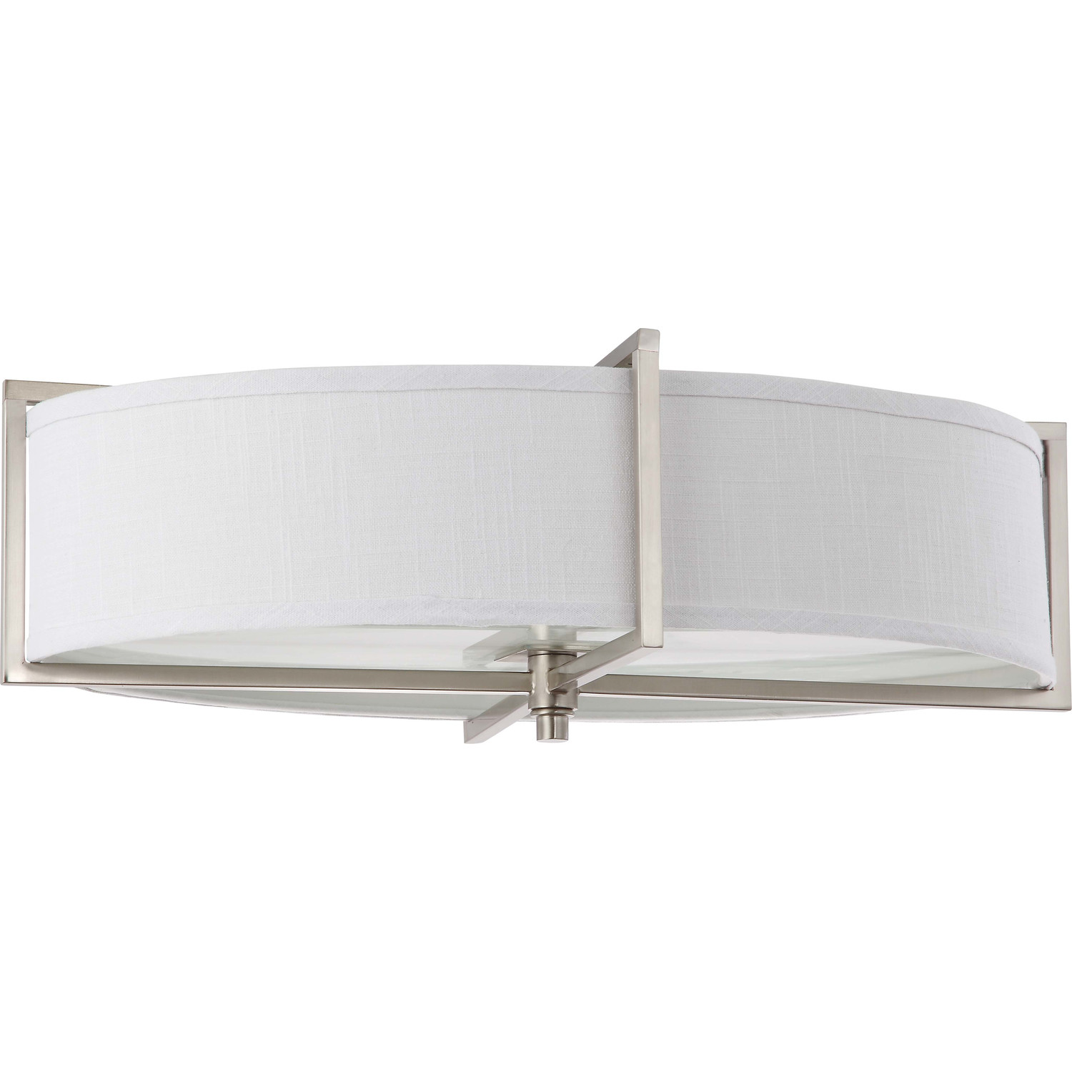 Chic Nuvo Lighting Portia Six Light Flush Mount Energy Star For Home Lighting Ideas