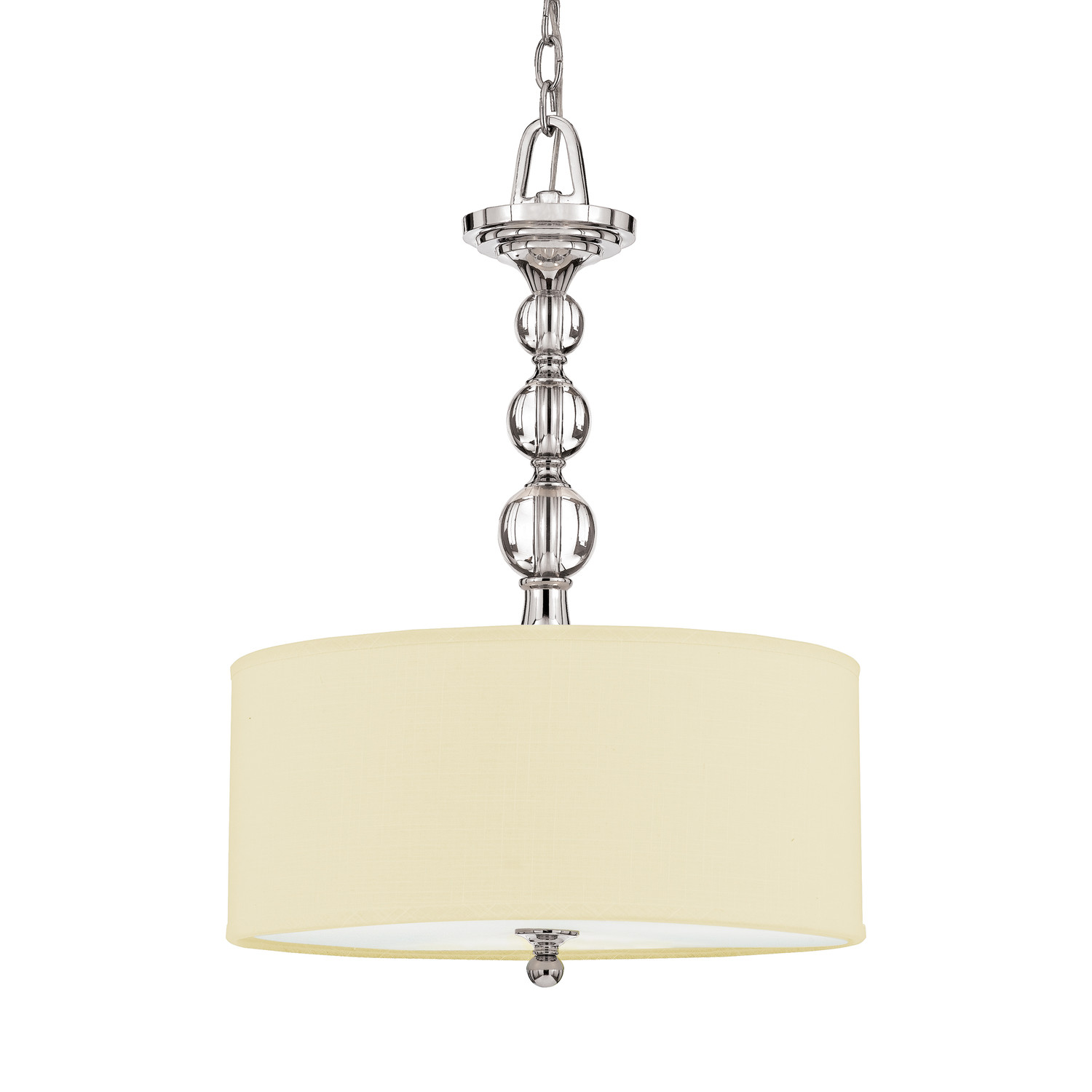 Chic Quoizel Downtown 3 Light Drum Pendant For Home Lighting Ideas