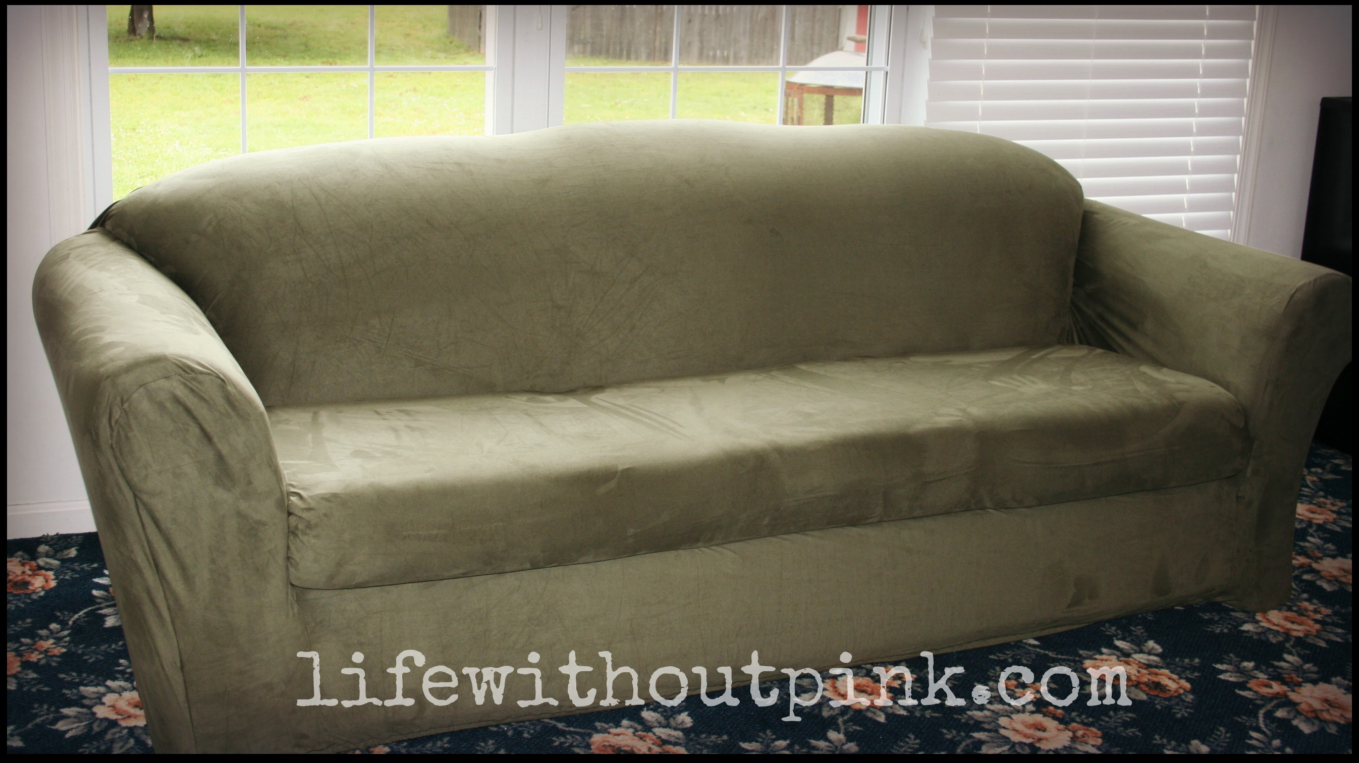 chic surefit in olive for inspiring recliner cover ideas