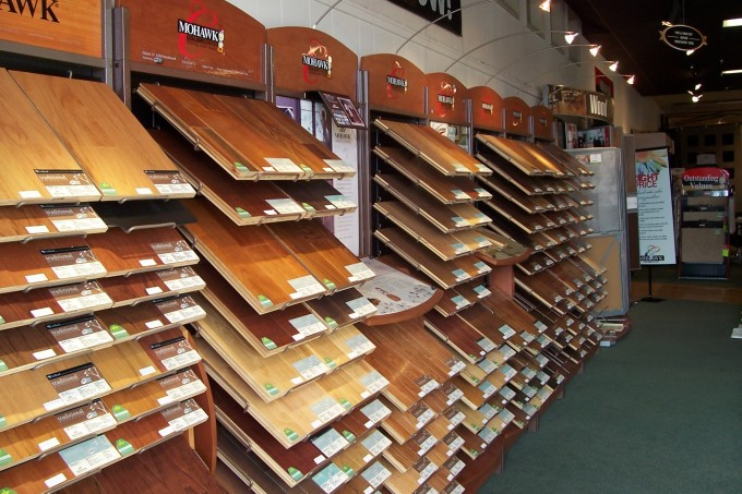Chic Wood Mohawk Flooring Cllections