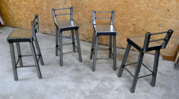 Cozy Cymax Bar Stools In Silver With Back For Home Furniture Ideas