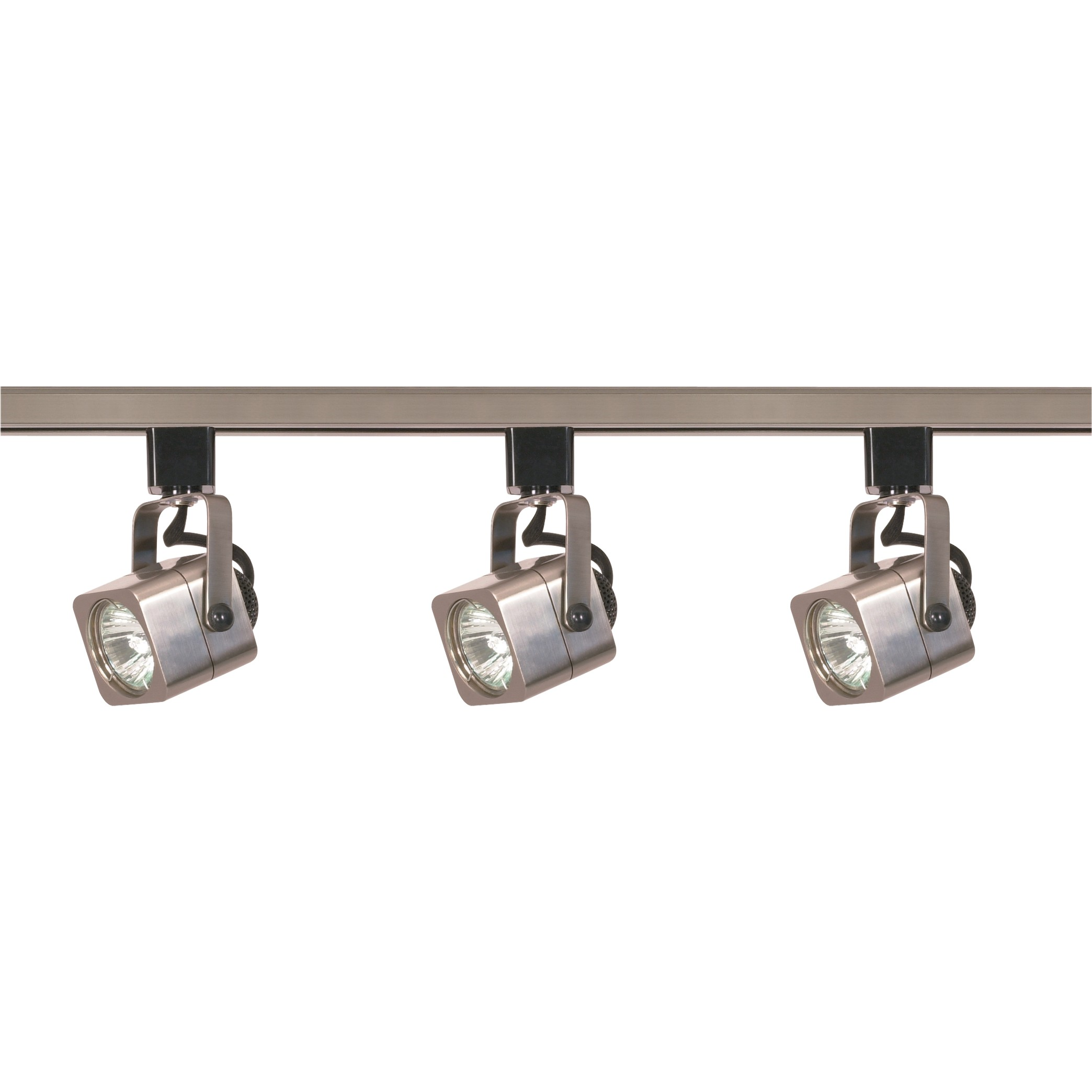 cozy nuvo lighting 3 Light MR16 Square Track Lighting Kit for home lighting ideas