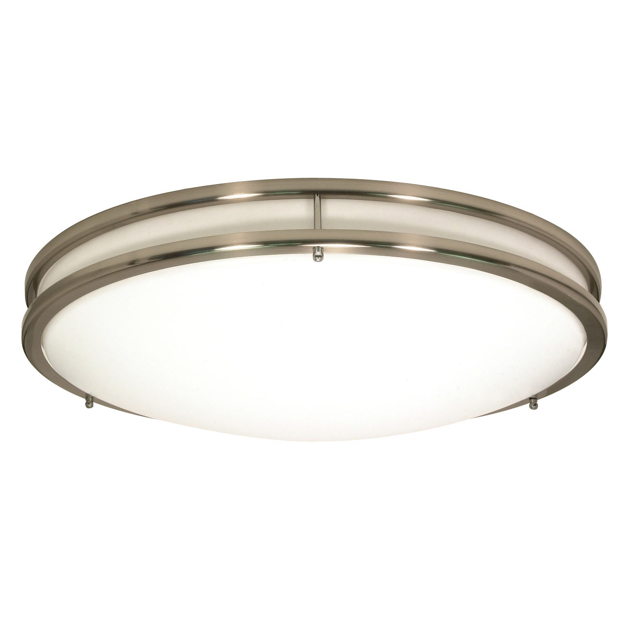 cozy Nuvo Lighting Glamour 3 Light Energy Star Flush Mount for home lighting ideas