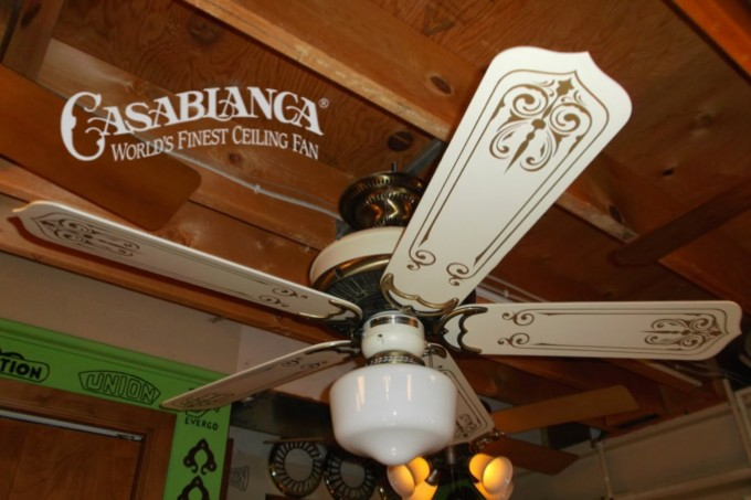 Cozy Panama 5 Ceiling Fan By Casablanca Ceiling Fans For Chic Ceiling Decor Ideas