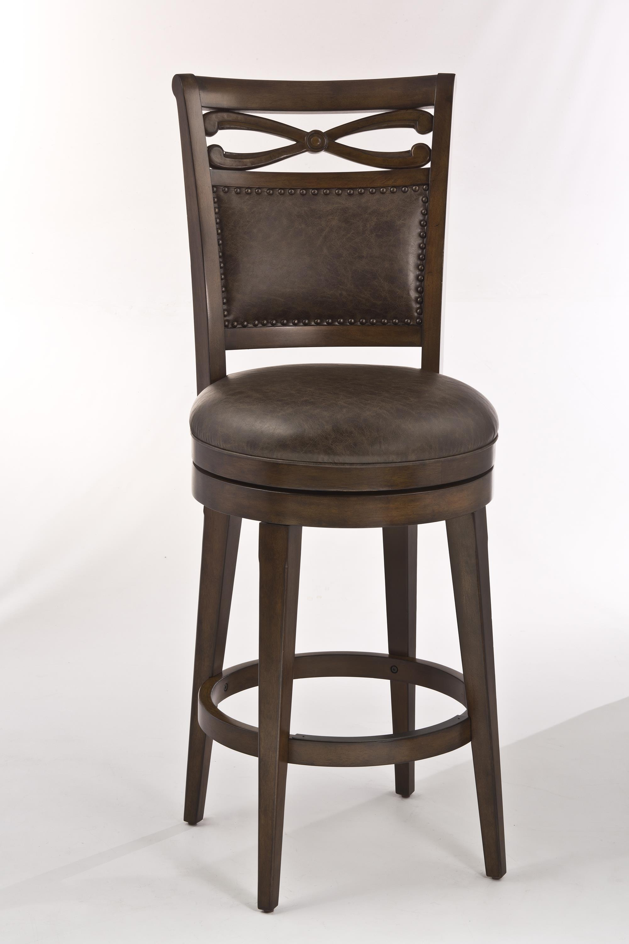 cute cymax bar stools in brown with leather seat and back for interesting home furniture ideas