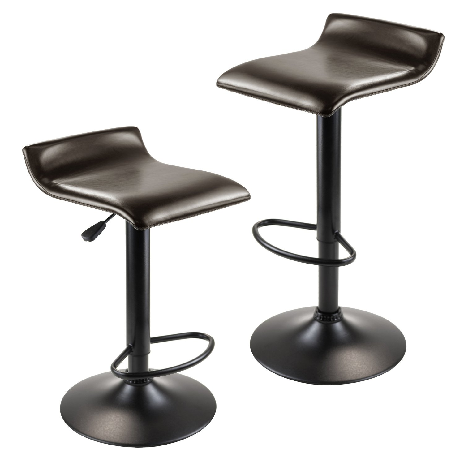 elegant swivel airlift cymax bar stools for home furniture ideas