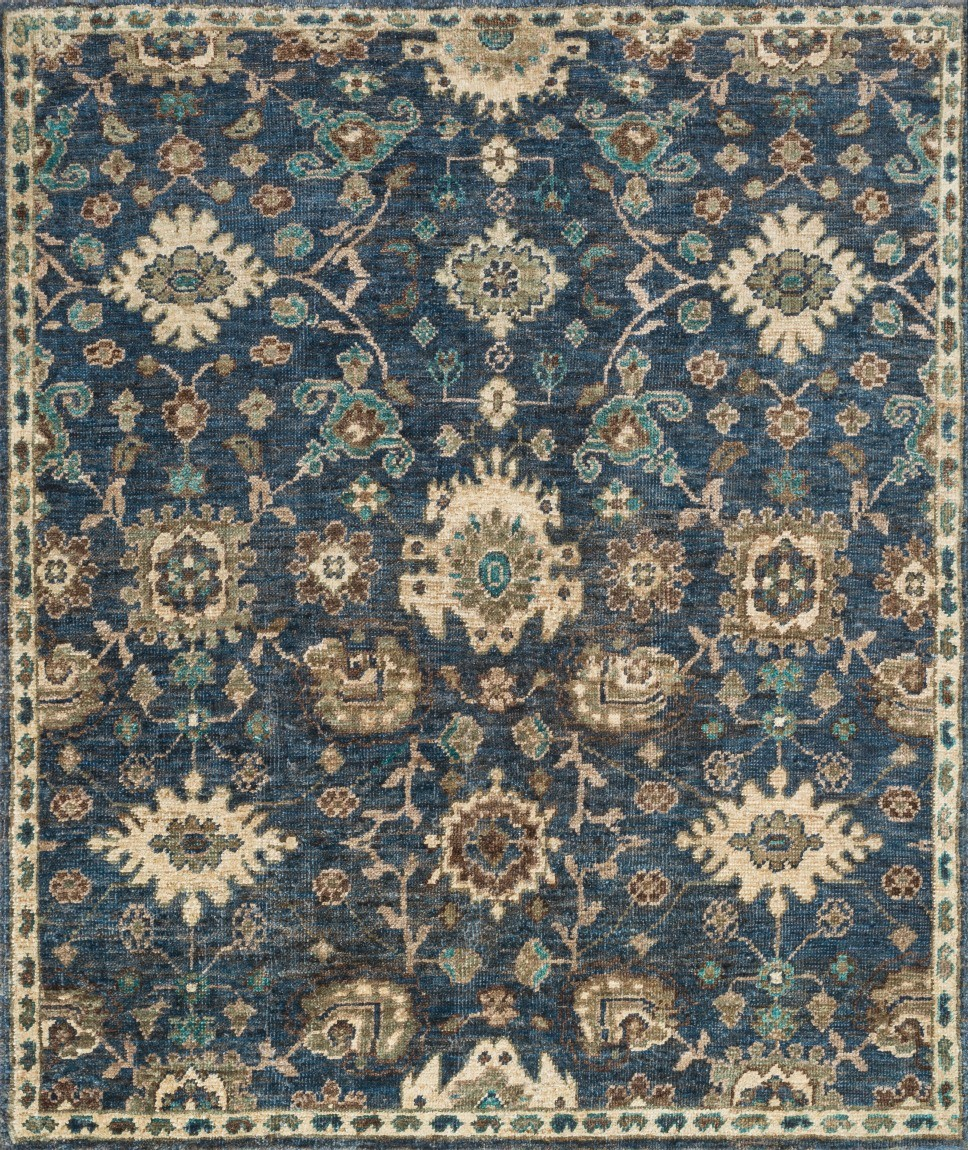 Empress Denim Oriental loloi rugs EU 03 for awesome floor decor ideas