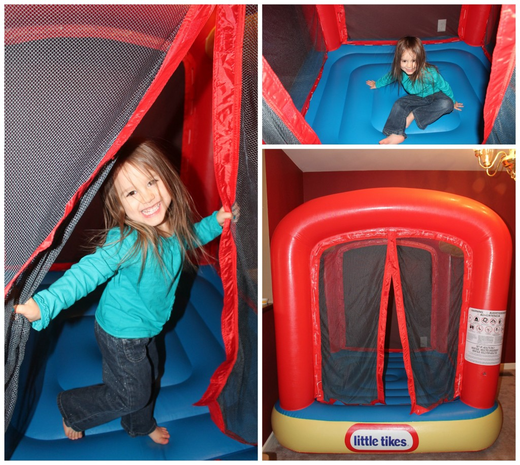 fancy little tikes bounce house made of caoutchouc with curtain for play yard ideas