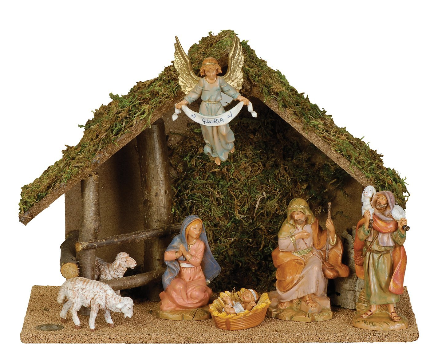 Fontanini by Roman Classic Holy Family nativity sets for christmas decoration ideas