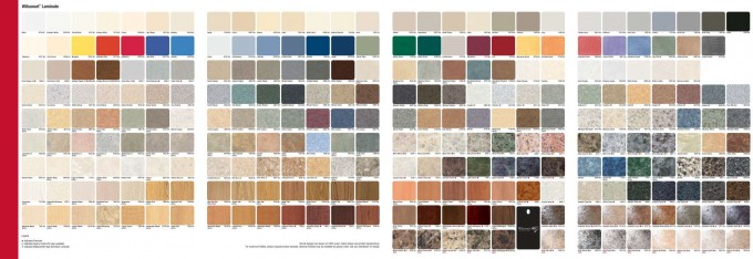 Interesting Wilsonart Laminate Countertops Color Options