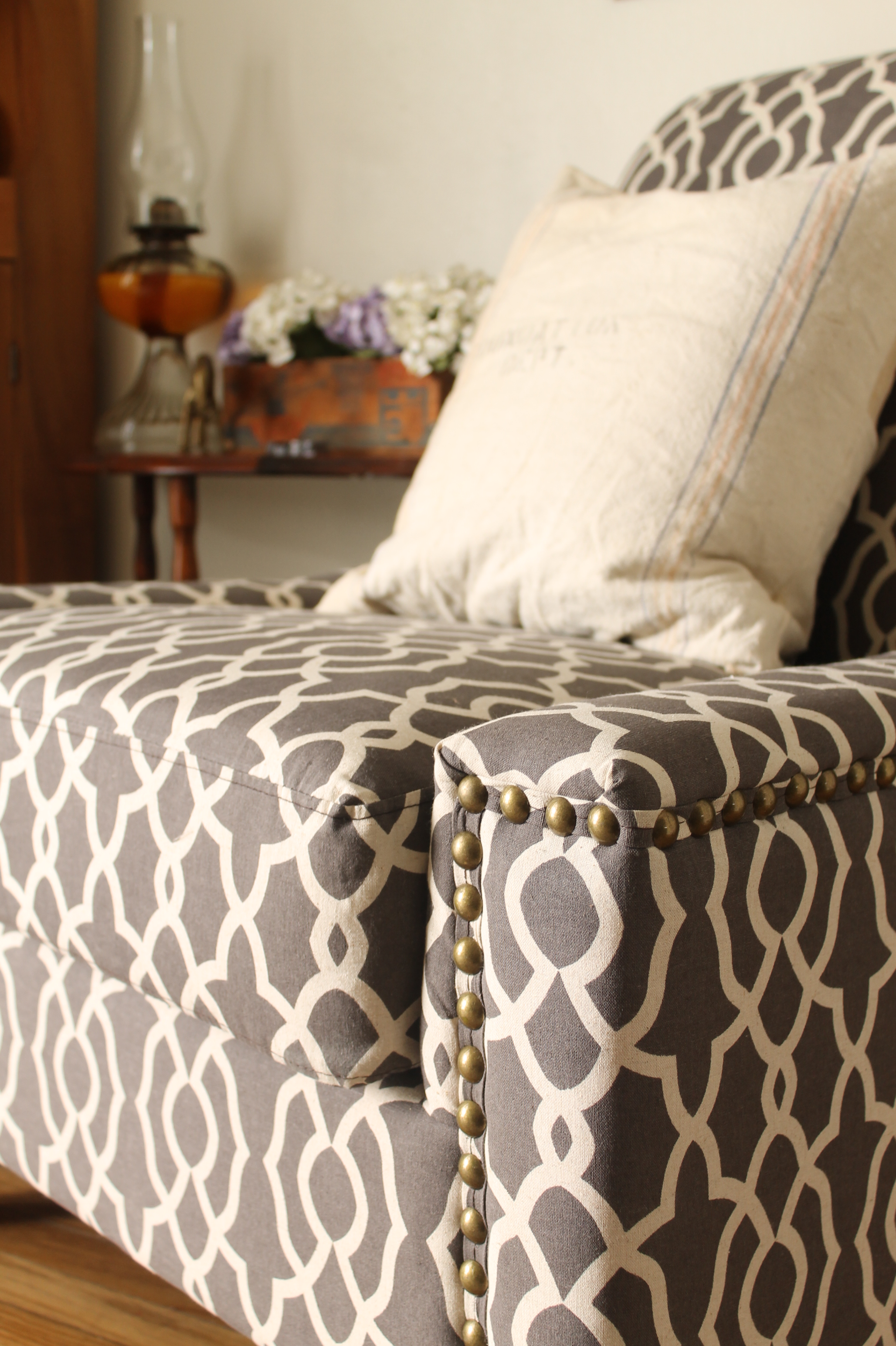 lovely fabric sofa by sauder furniture for living room furniture ideas