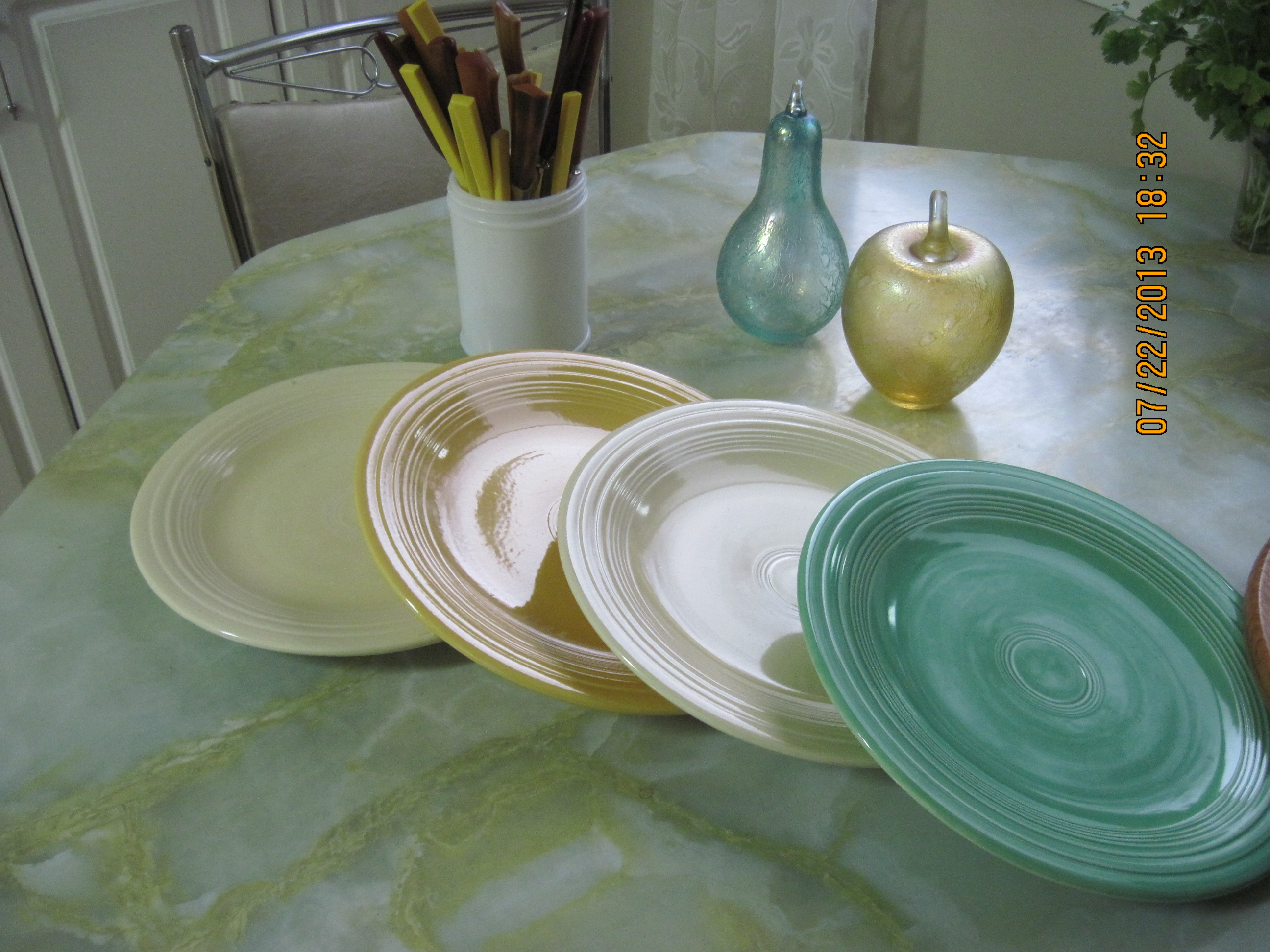 Lovely Fiestaware Plates For Dinnerware Ideas