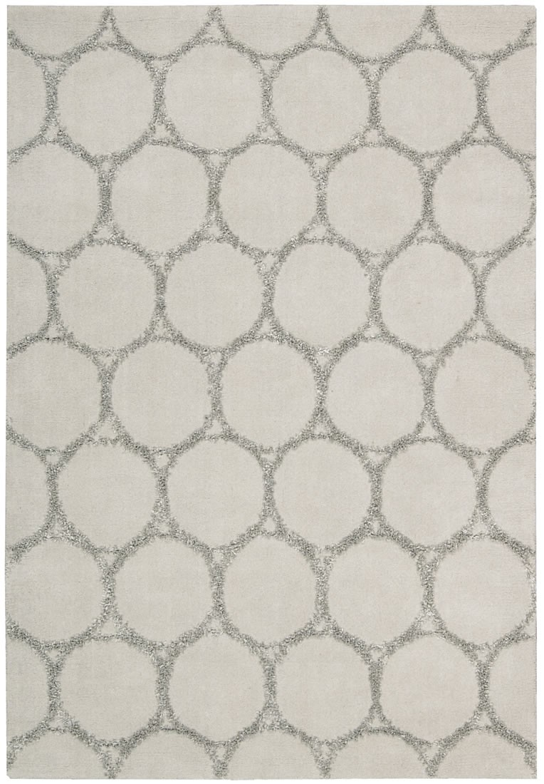 lovely joseph abboud monterey modern circles silver rug by nourison rugs for floor cover ideas