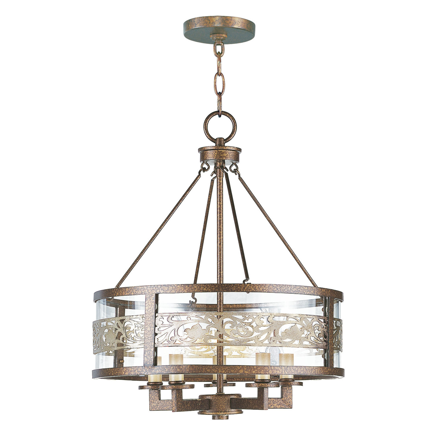 Luxury Livex Lighting Waverly Foyer Pendant For Home Lighting Ideas