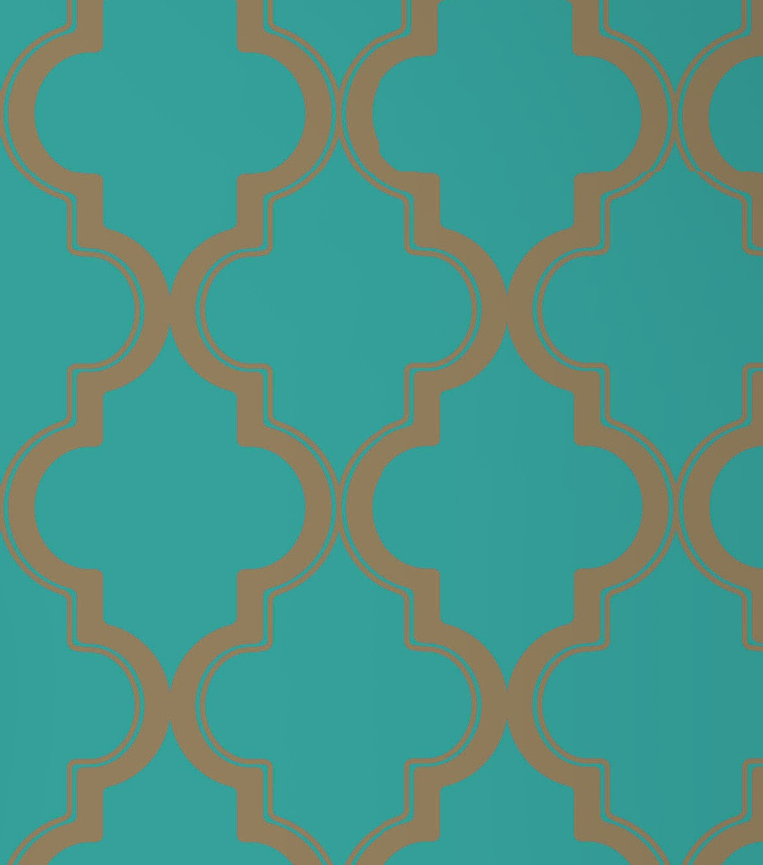 Marrakesh Honey Jade wallpaper by tempaper wallpaper for chic wall ideas