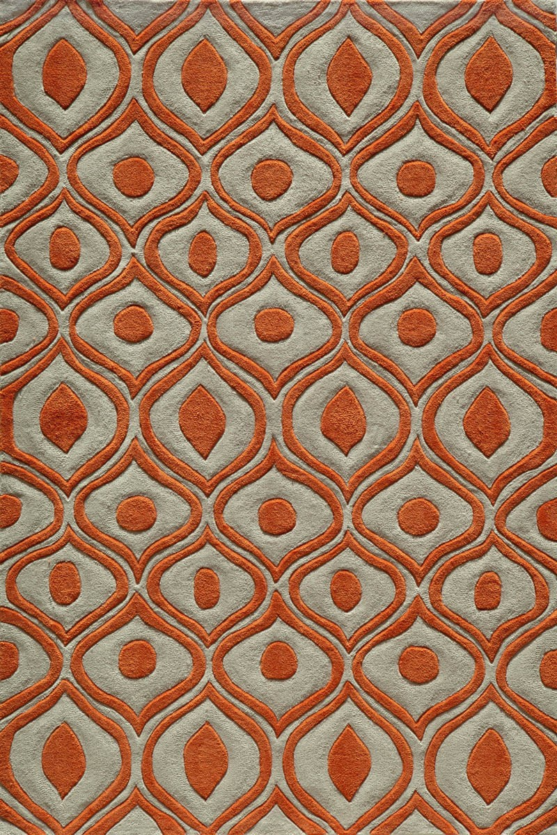 Momeni Rugs Bliss BS 09 ORG Orange Rug for floor decor ideas