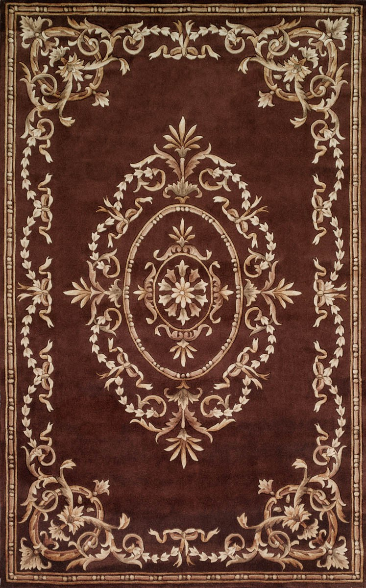 Have A Cool Floor With Momeni Rugs Ideas: Momeni Rugs Harmony HA 18 C Brown Rug For Floor Decor Ideas
