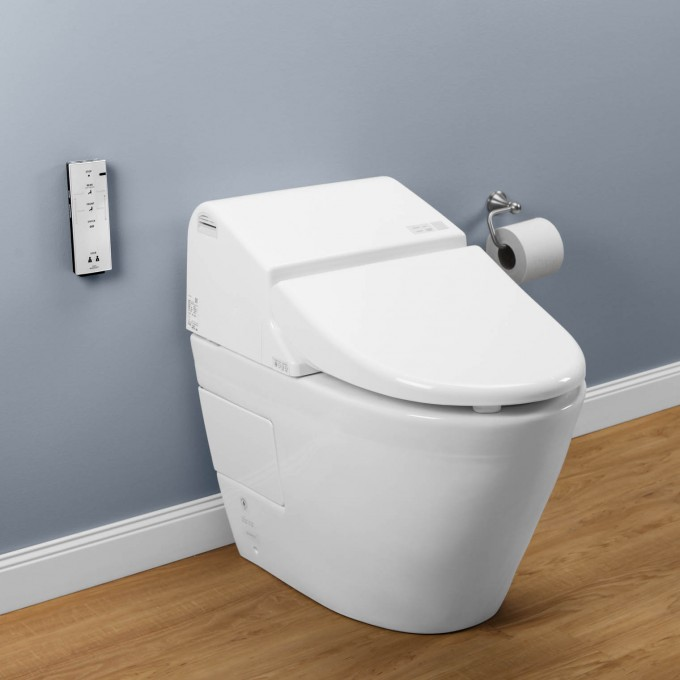 MS970CEMFG 01 Toto Washlet G500 Bidet With Integrated For Modern Bathroom Ideas