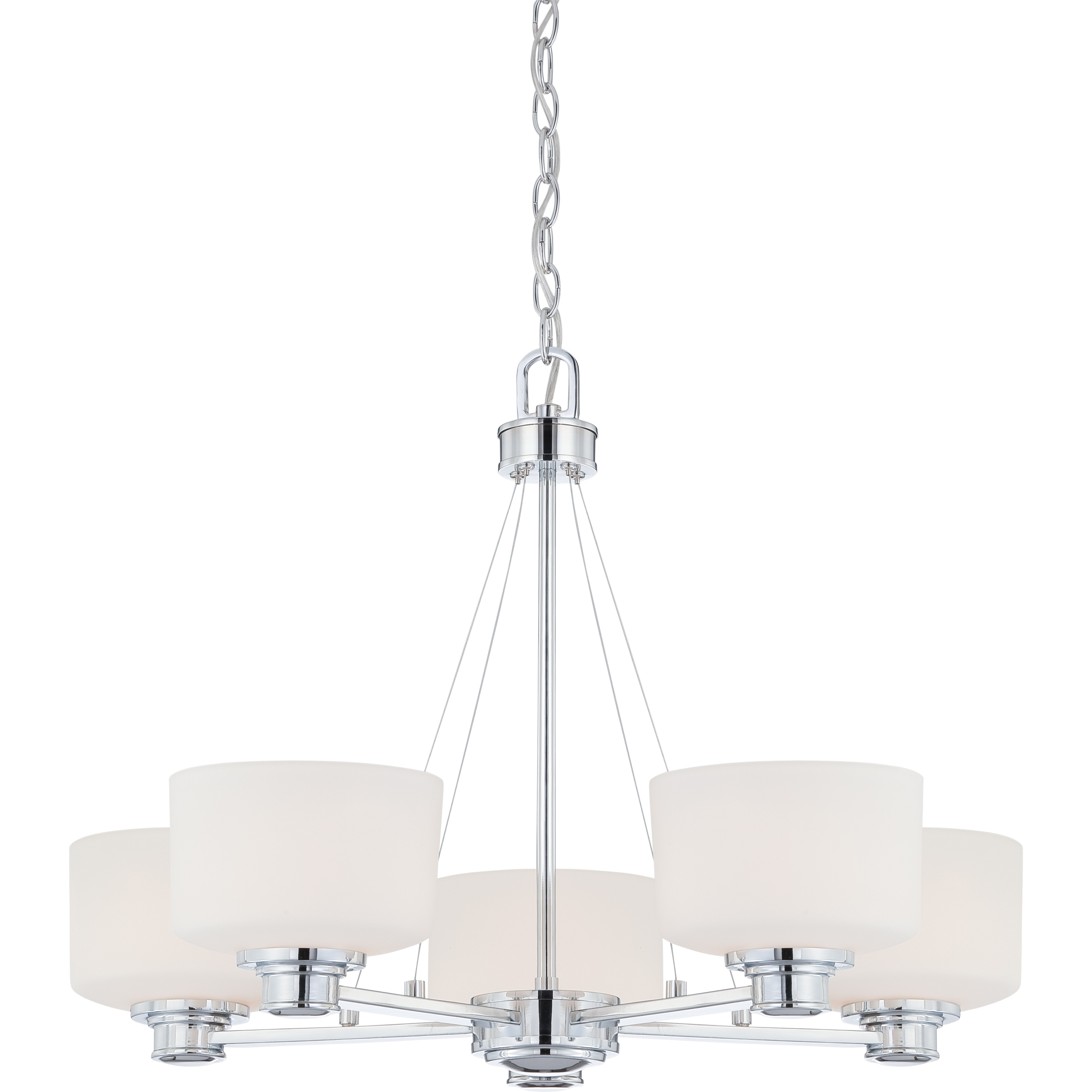 Nuvo Lighting 60 4585 5 Light Chandelier For Home Lighting Ideas