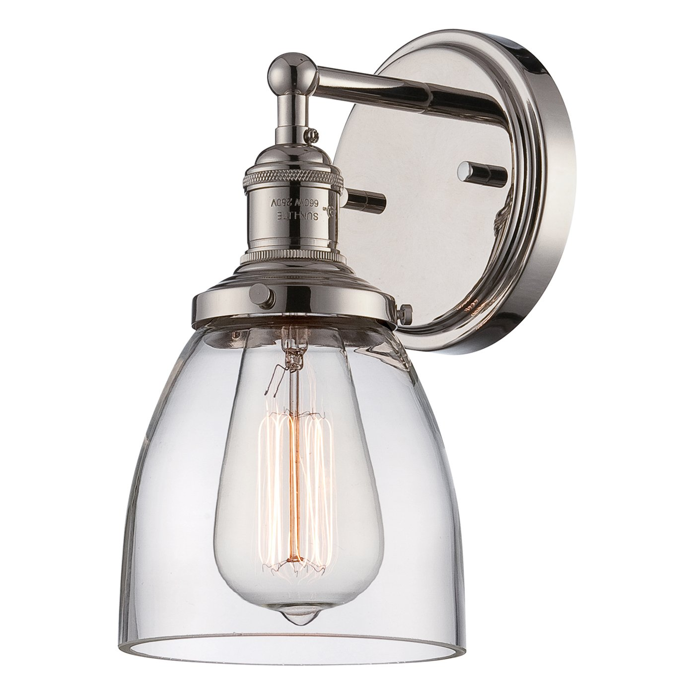 nuvo lighting Wall Sconces with glass shade for home ideas