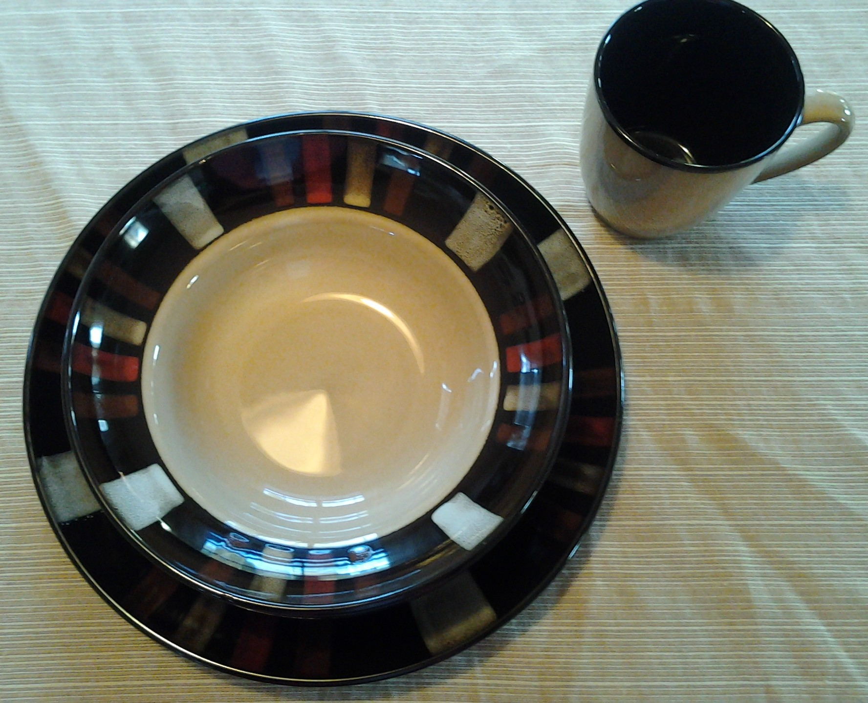 Pfaltzgraff Tahoe Dinnerware set for lovely dinnerware ideas