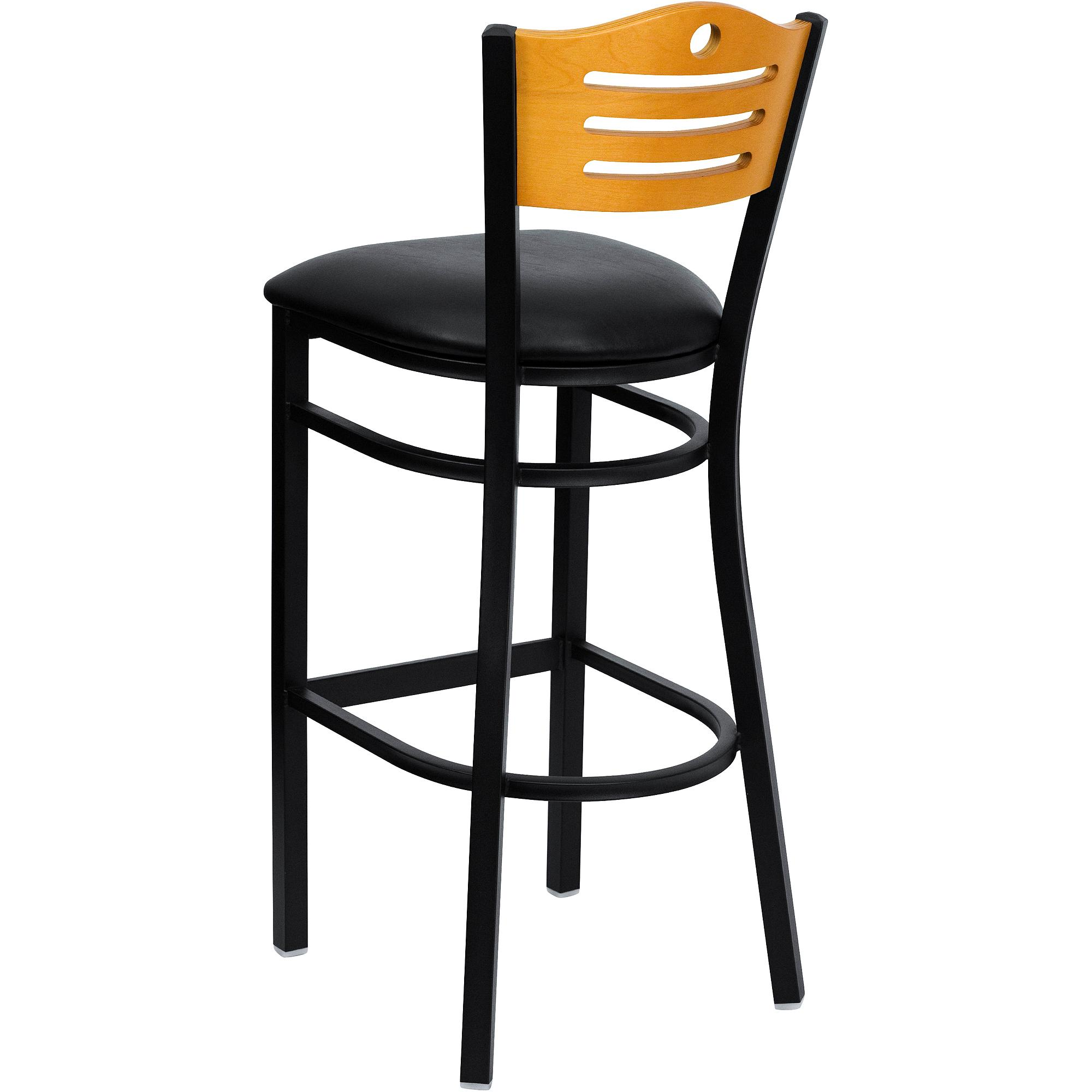 pretty cymax bar stools in black with yellow back for inspiring furniture ideas