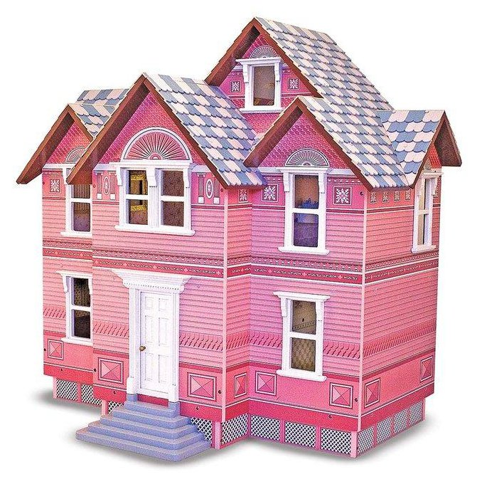 pretty kidkraft majestic mansion dollhouse 65252 in pink theme for kids room furniture ideas