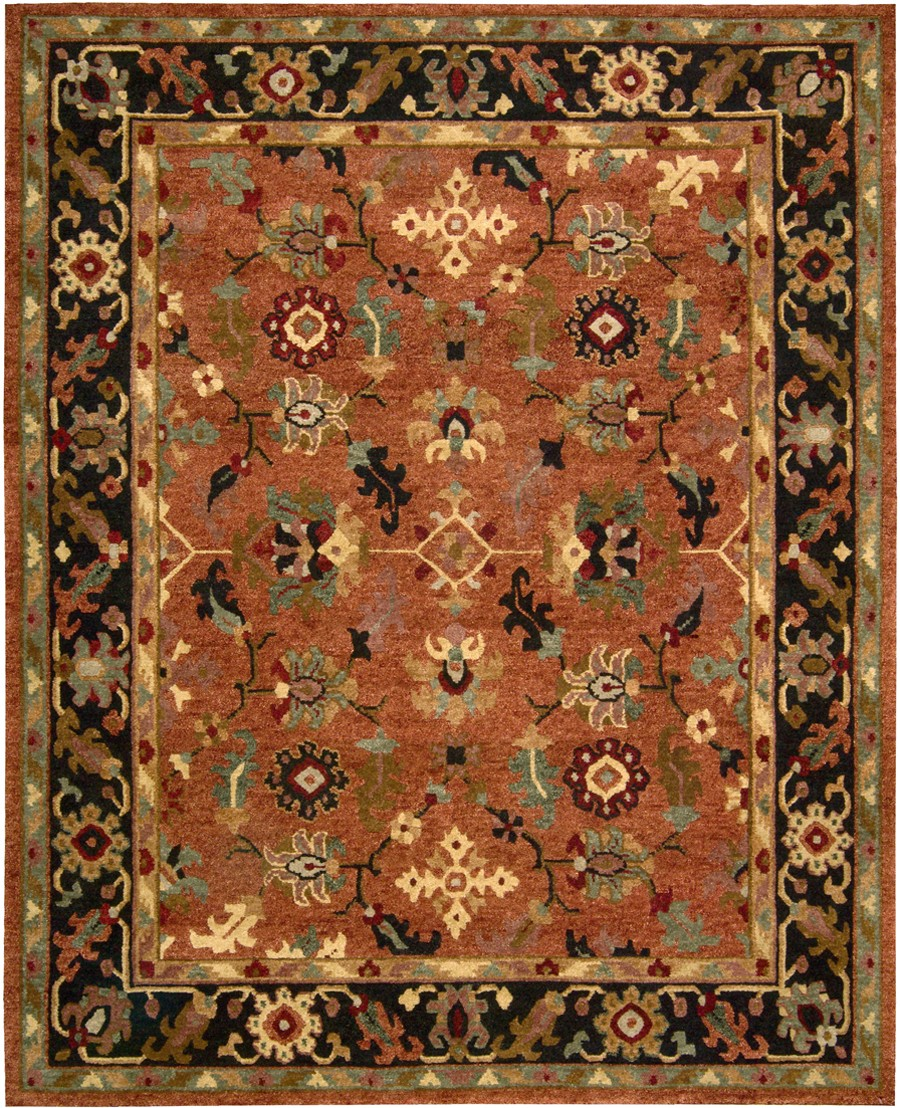 pretty Tahoe Rust TA12 nourison rugs for floor decor ideas