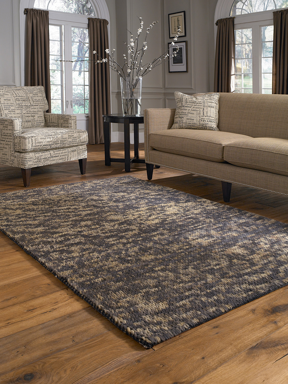 Renoir Hand Woven Rug by loloi rugs on wooden floor plus cream sofa for living room decor ideas