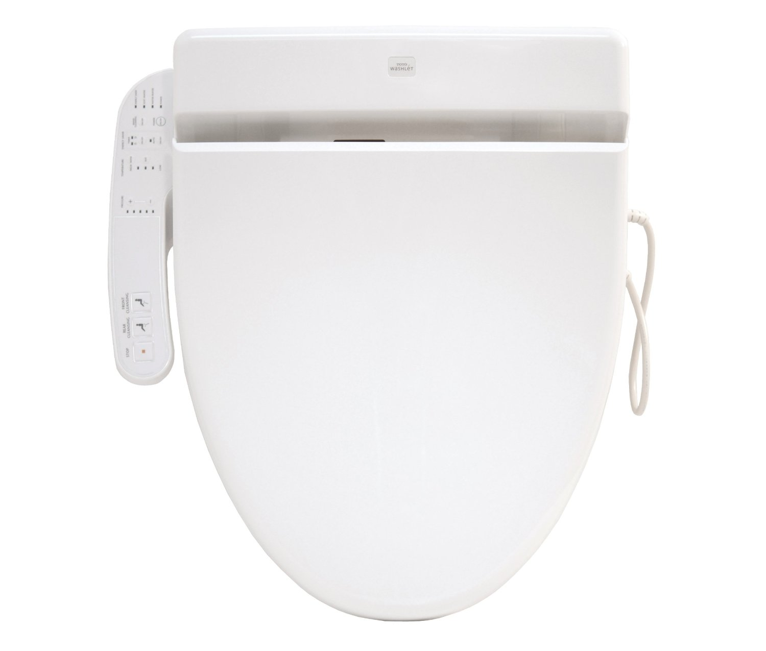 smart toto washlet in white for bathroom ideas